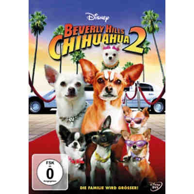 DVD Beverly Hills Chihuahua 2