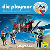 CD Die Playmos 22 - Gespenstig gruselige Geisterpiraten