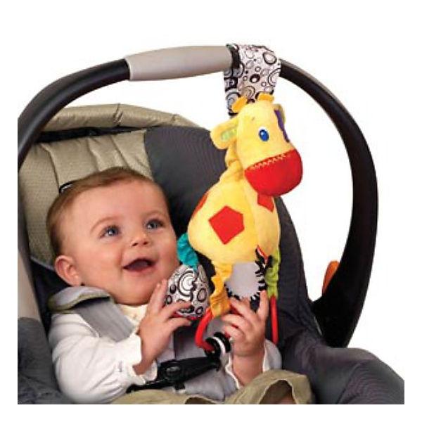 """Развивающая мягкая игрушка """"Жираф"""" Bright Starts"""
