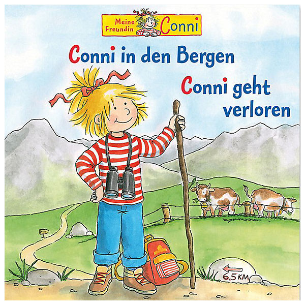 CD Conni - in den Bergen / geht verloren