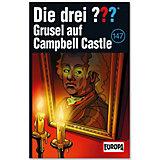 MC Die Drei ??? 147 - Grusel auf Campbell-Castle