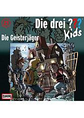 CD Die drei ??? Kids 21-Die Geisterjäger
