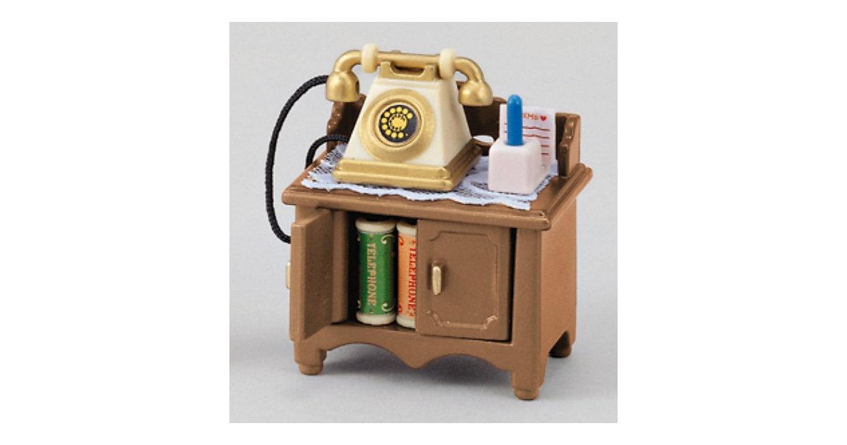 Sylvanian Families Klassisches Telefon Puppenha...