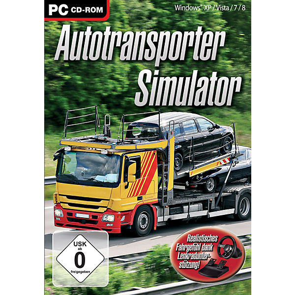 PC Autotransport Simulator