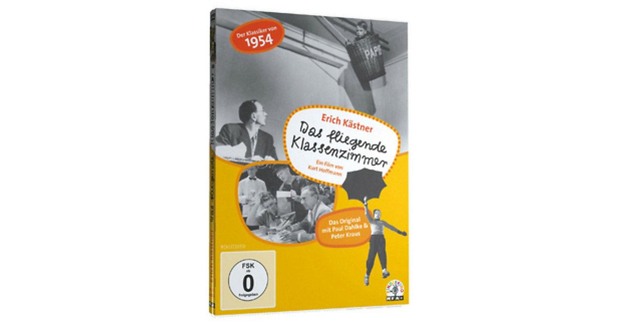 DVD Erich Kästner: Das fliegende Klassenzimmer (1954)