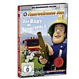 DVD Feuerwehrmann Sam - Die neue Serie - Das Baby im Schafspelz (Teil 2)