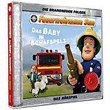 CD Feuerwehrmann Sam - Das Baby im Schafspelz 2