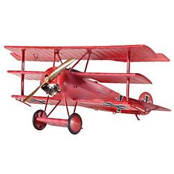 Самолет Триплан Истребитель Fokker Dr, Revell