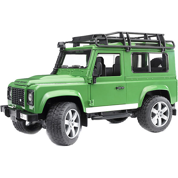 BRUDER 02590 Land Rover Defender Station Wagon
