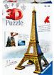 3D Gebäude Puzzle Eiffelturm 216 Teile