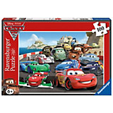 Disney Cars: Explosive Racing XXL puzzle, 100 pieces