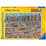 James Rizzi - 5000 piece puzzle