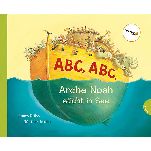 TING: Abc, Abc, Arche Noah sticht in See