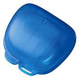 Schnuller-Sauber-Box, blau