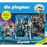 CD Die Playmos - Hörspiel-Box Ritter