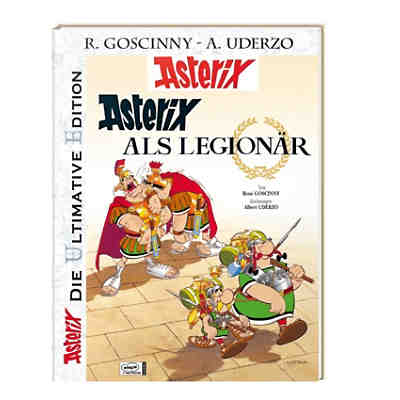 Asterix, Die Ultimative Edition: Asterix als Legionär