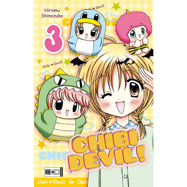 Chibi Devil, Band 3