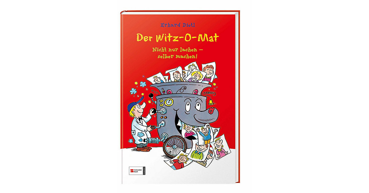 Buch - Der Witz-O-Mat