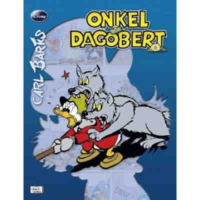 Disney: Barks Onkel Dagobert, Band 8