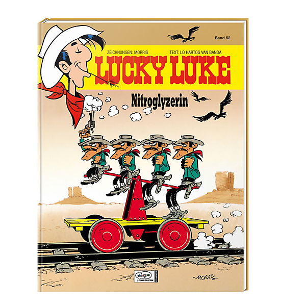 Lucky Luke: Nitroglyzerin, Band 52