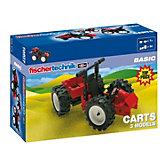 "Fischertechnik BASIC ""Carts"" Auto Baukasten"