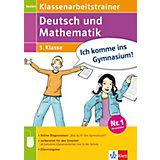 Ich komme ins Gymnasium!: Klassenarbeitstrainer Deutsch und Mathematik 3. Klasse