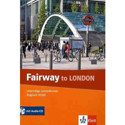 Fairway to London, m. Audio-CD