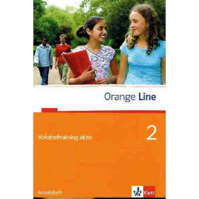 Orange Line: Klasse 6, Vokabeltraining aktiv