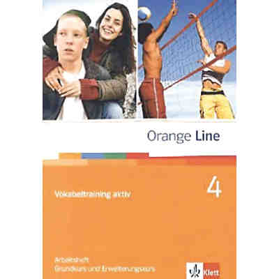 Orange Line: Klasse 8, Vokabeltraining aktiv