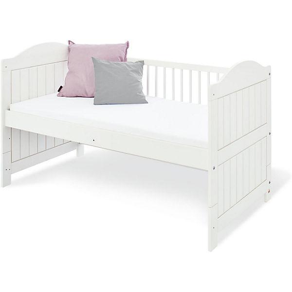 komplett kinderzimmer nina 3 tlg kinderbett wickelkommode und 2 t riger kleiderschrank. Black Bedroom Furniture Sets. Home Design Ideas