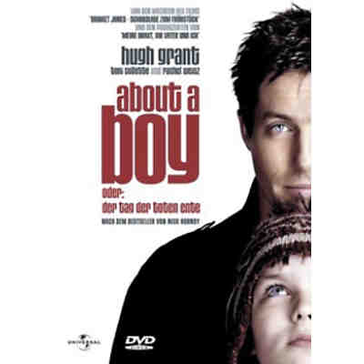 DVD About a boy