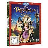 BLU-RAY Disney's - Rapunzel - Neu Verföhnt (+ Blu-ray 3D)