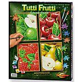 Malen nach Zahlen - Tutti Frutti (4 Bilder)