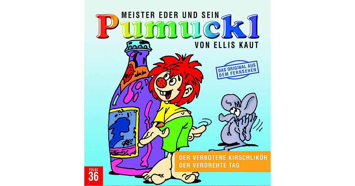 CD Pumuckl 36 - der verbotene Kirschlikör Hörbuch