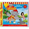 CD Benjamin Blümchen 117 - Die Zoo- Schwimmschule