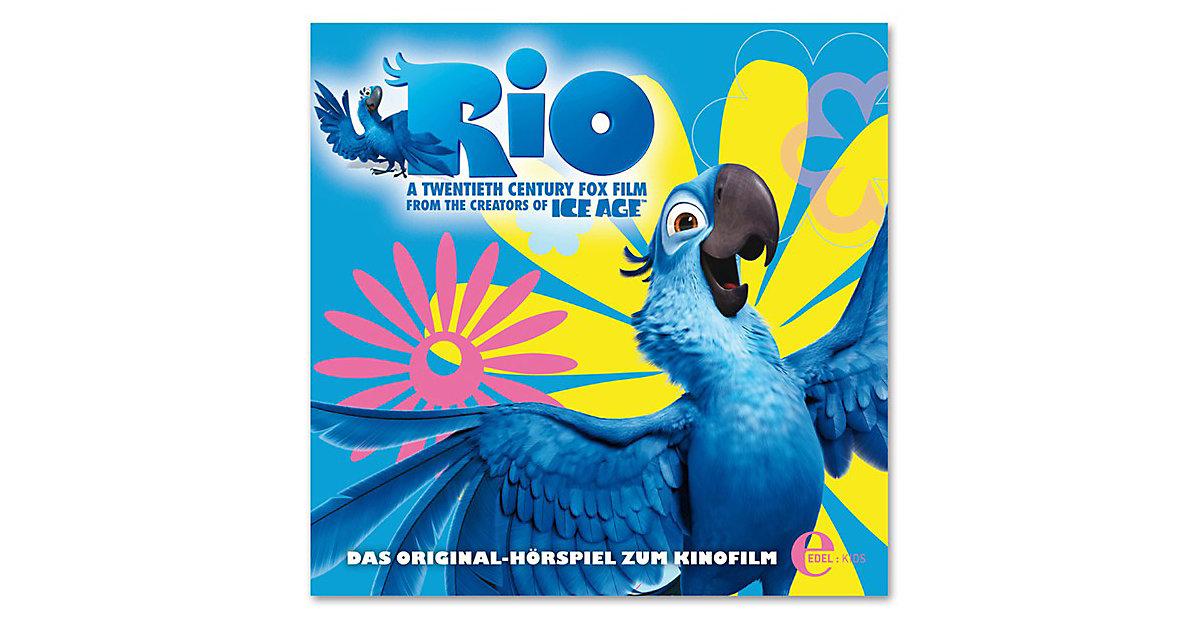 CD Rio Original-Hörspiel zum Kinofilm