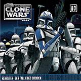 CD Star Wars - The Clone Wars 03 - Rekruten/Der Fall eines Droiden