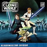 CD Star Wars - The Clone Wars 06 -  Die Ergreifung des Count