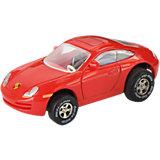 SMG DARDA Porsche 911 rot - Auto mit Rückzugmotor