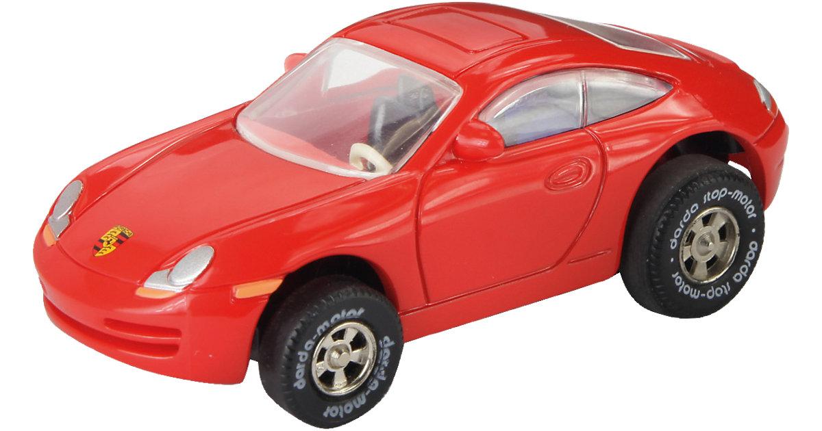 smg darda porsche 911 rot auto mit r ckzugmotor bestellen. Black Bedroom Furniture Sets. Home Design Ideas