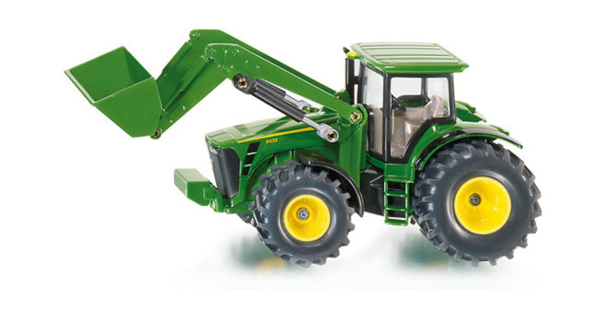 1982 John Deere Traktor m. Frontlader 1:50