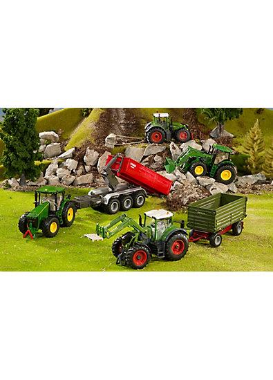 SIKU 6880 Control 32 RC - Traktor Fendt 939 Set