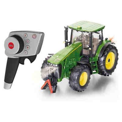 siku 6881 control 32 rc traktor john deere 8345 r set. Black Bedroom Furniture Sets. Home Design Ideas