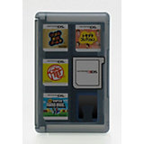 3DS Game Card Case 24 (schwarz)