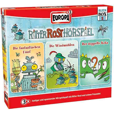 CD Ritter Rost 02/Ritter-Box