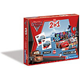 Edukit 2 in 1 - Cars 2