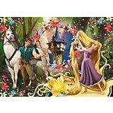 Puzzle 104 Teile - Rapunzel, let down your hair!