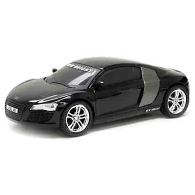New Bright RC - Auto Audi R8 Schwarz