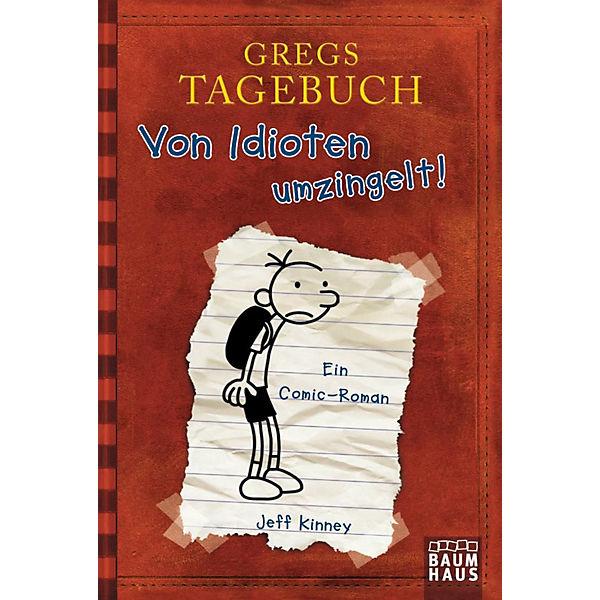 Gregs Tagebuch Deutsch