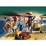 PLAYMOBIL 5136 Пираты: Пиратская команда